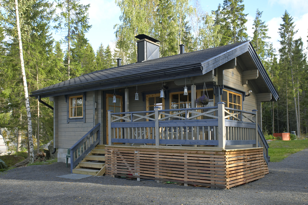 Chalet madera casas de madera caba as rurales - Casas rurales prefabricadas ...