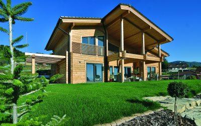 Casas de madera low cost ¿es posible? Usted decide