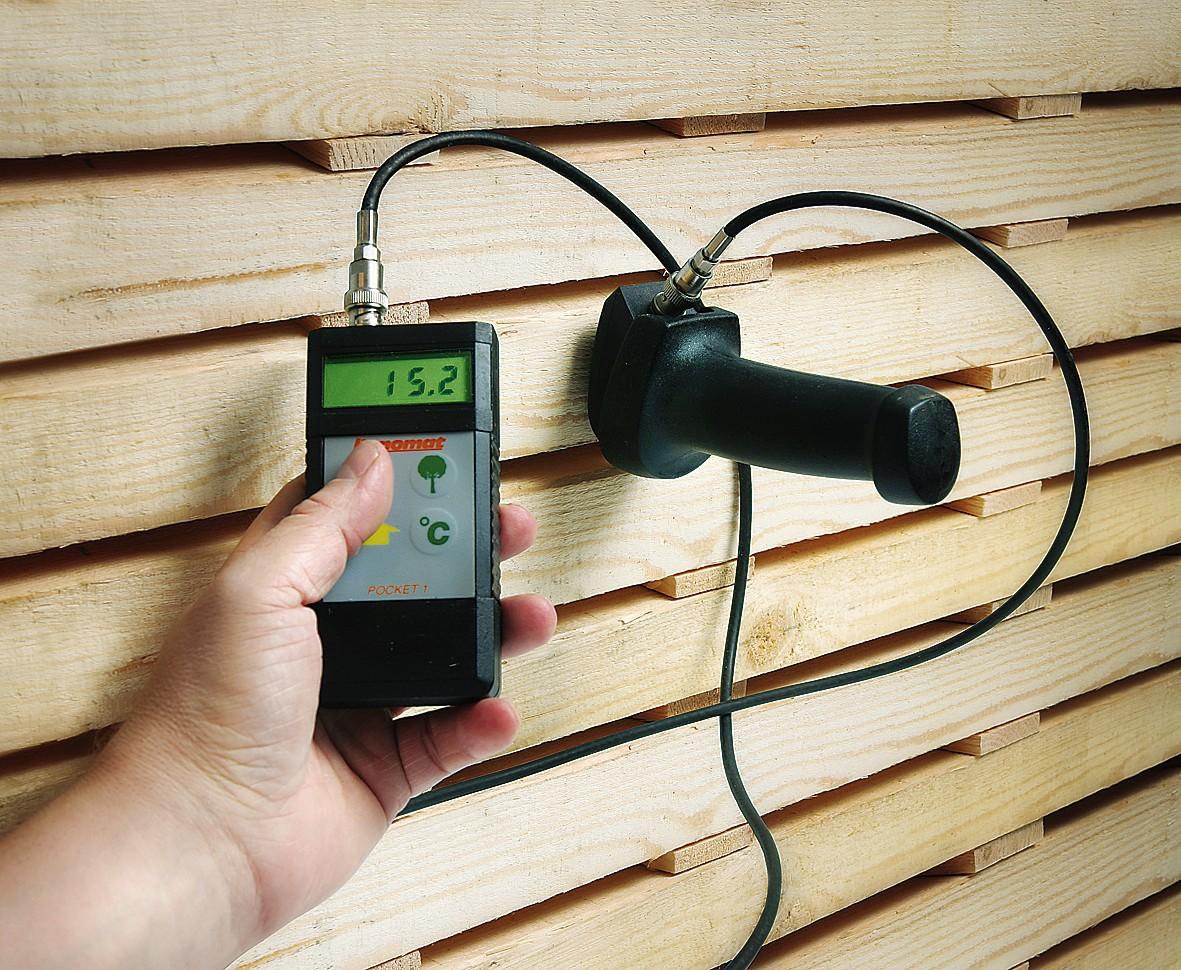 Mediciones técnicas de la madera de woodhow